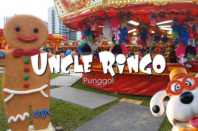 Uncle Ringo Punggol