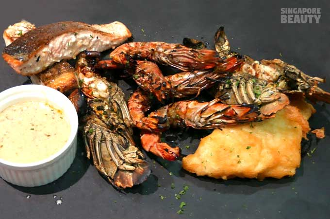 the-corner-chef-seafood-mixed-grill