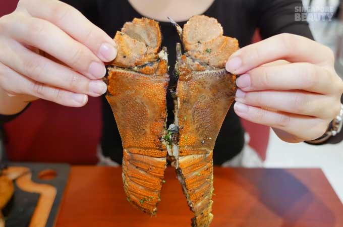lobster-shell