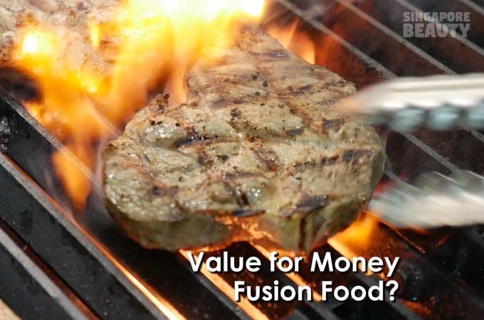 The Corner Chef – Value For Money Fusion Cuisine