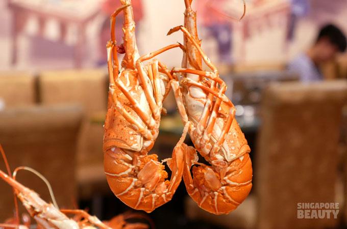 jiu gong ge-lobster
