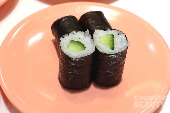 sushi-express-cucmber-maki