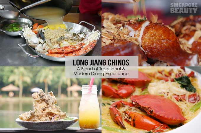 Long Jiang Chinos at Orto Yishun