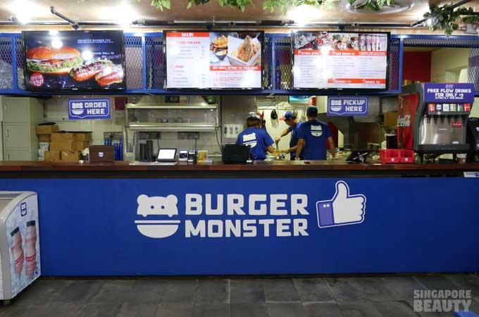 burger-monster-counter