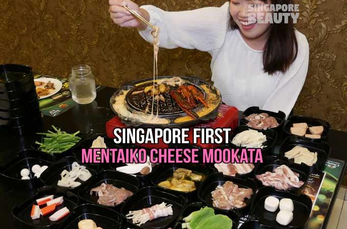 Ladyboy Mookata – First Mentaiko Cheese In Singapore