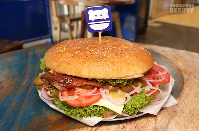 burger monster