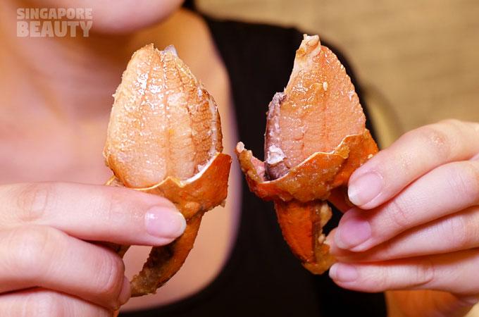 jiugongge-crab-claws
