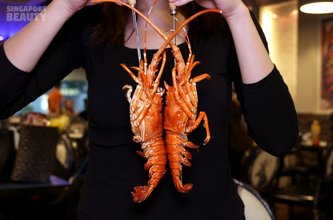 jiugongge-lobster
