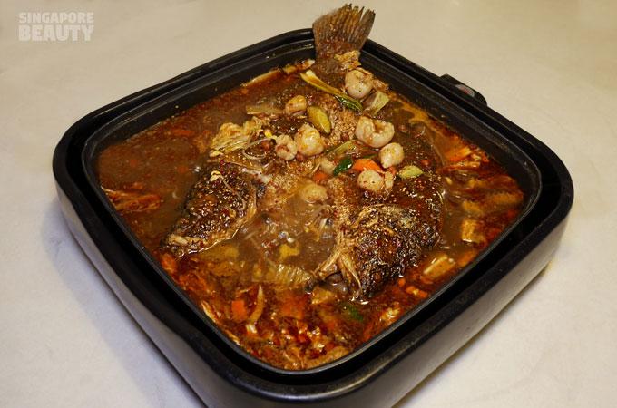 jiugongge-roasted-fish