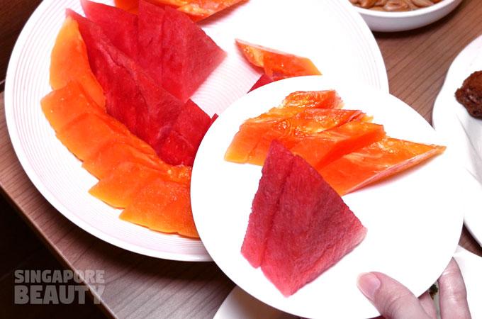 nanxiang-buffet-fruits