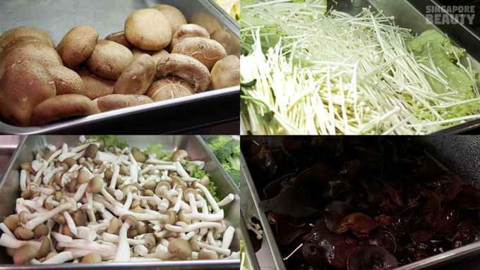 nanxiang-buffet-mushroom