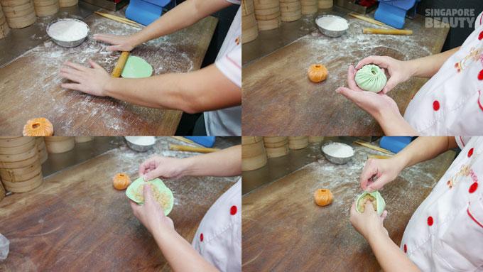 nanxiang-handmade-bao