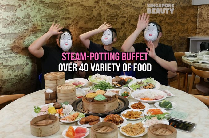 nanxiang steam potting buffet
