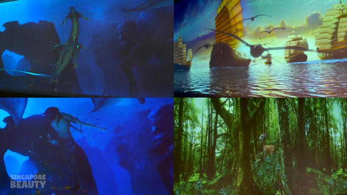 orchid-roast-fish-deer-multi-theme