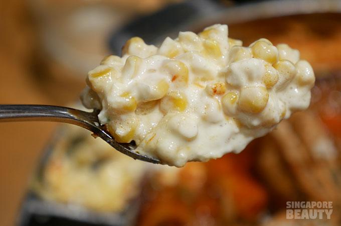 Cheese Corn