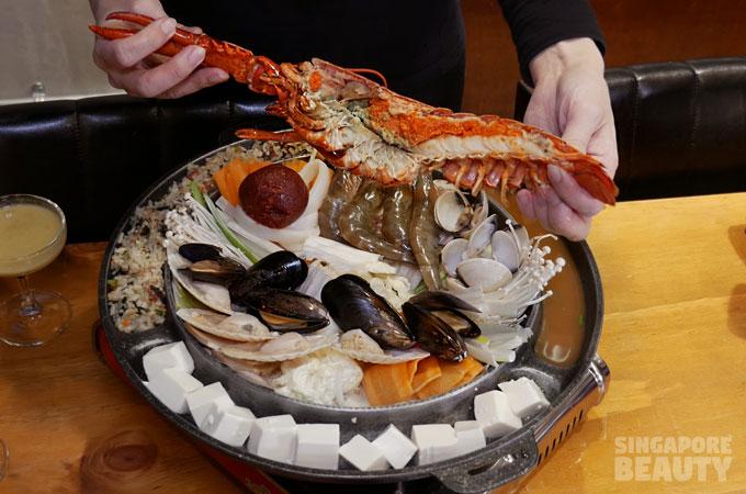 Chicken Up Lobster Roe