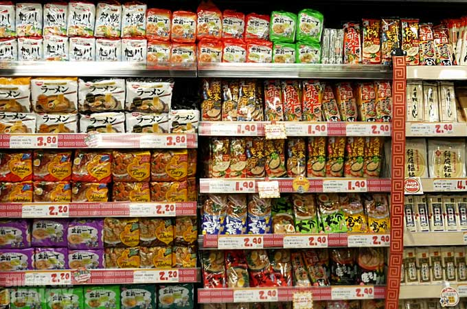 don-don-donki-instant-noodle-wall
