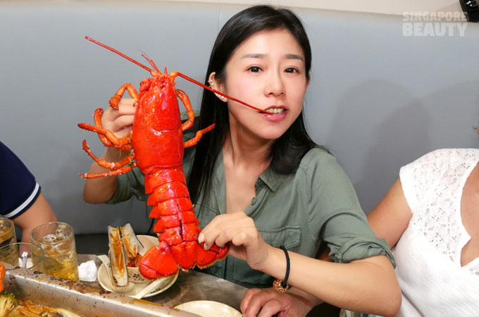 Eight Signatures Seafood Restaurant - 八鲜过海