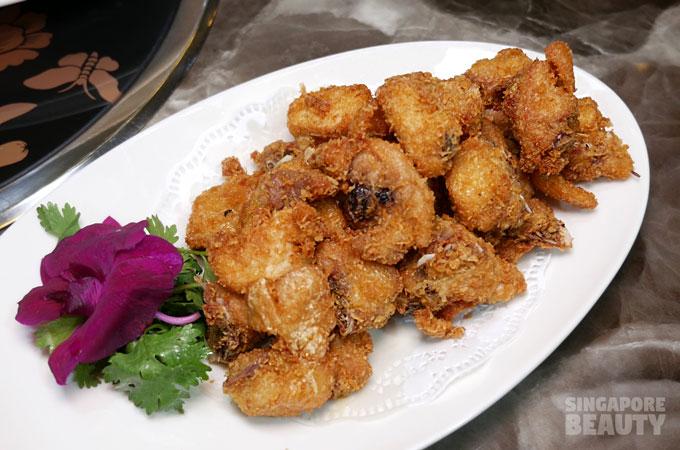 Black Truffles Chicken