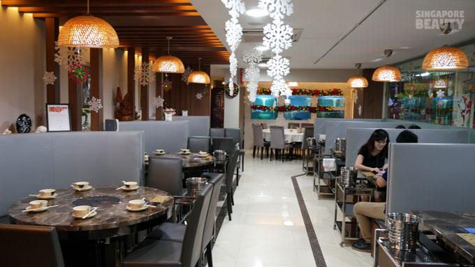 eight signatures seafood restaurant-八鲜过海