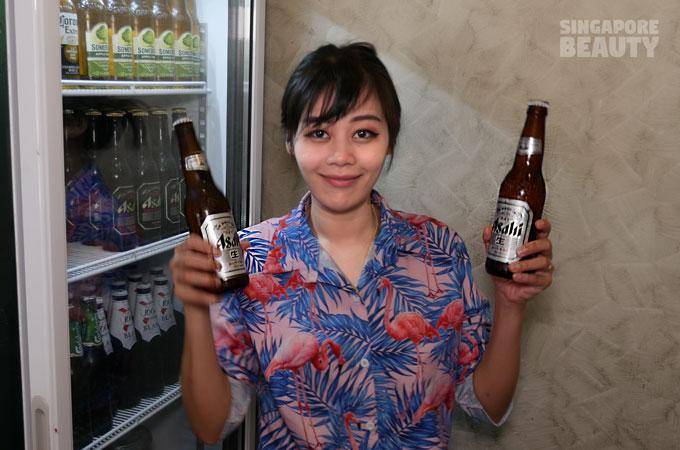 Free beer Promo