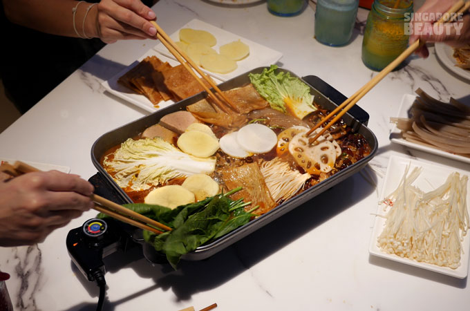 grilled-fish-hot-pot