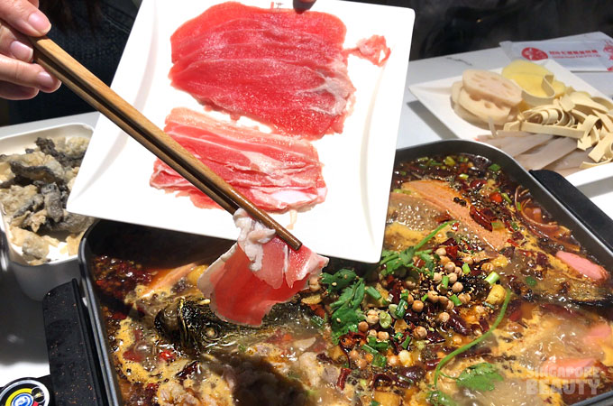 shabu-meat