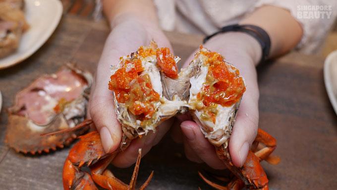 New Thai Tanic Crab Roe