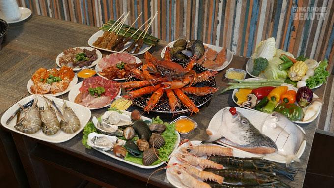new thai tanic feast
