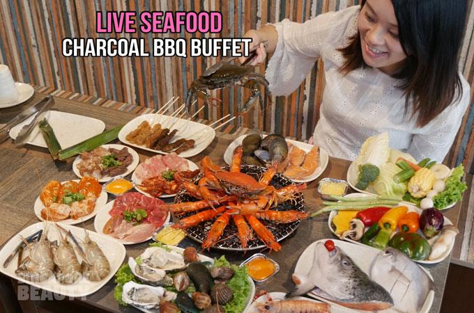 New Thai Tanic Seafood BBQ