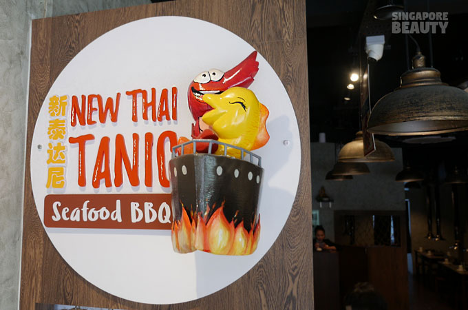 new thai tanic logo
