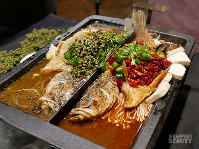 si chuan restaurant