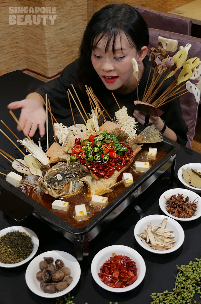 man ting fang si chuan restaurant