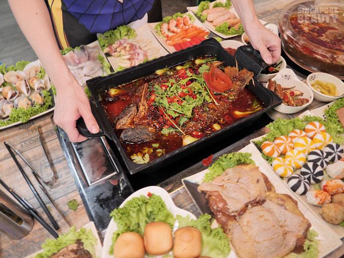 bbq-roast-fish