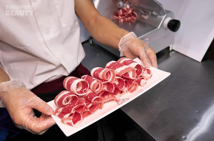shabu shabu meat