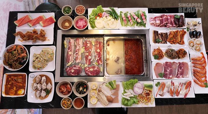 Shi Hao Hot Pot BBQ