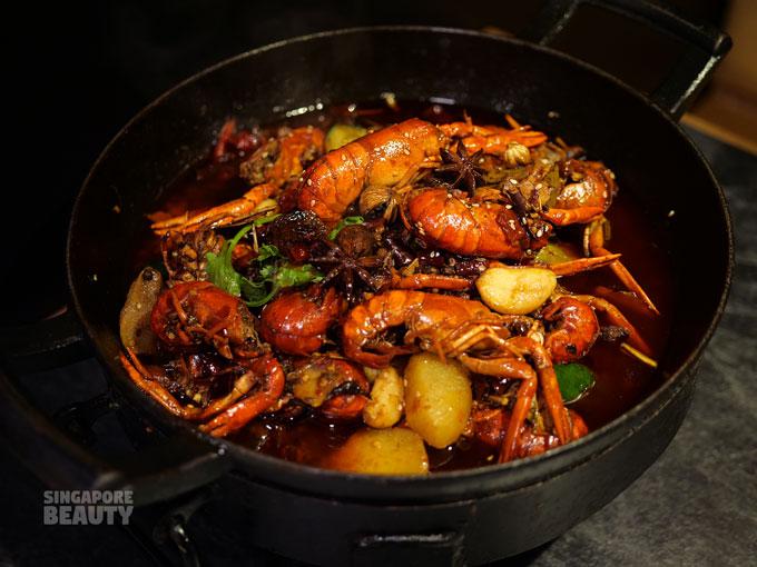 mala mini lobsters