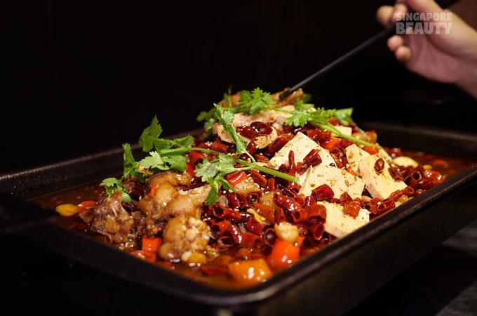 mala tofu