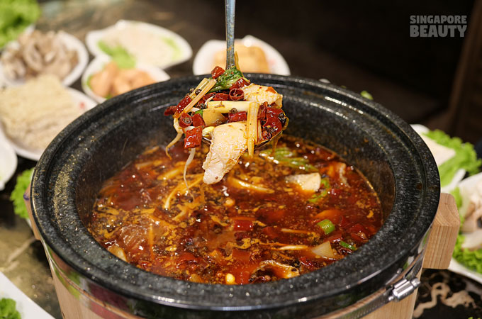 mala fish hotpot