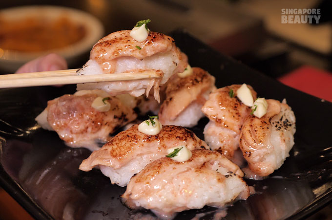 mentaiko-sushi-buffet