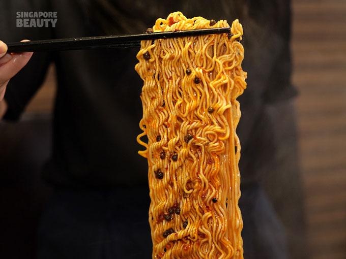 mala noodle