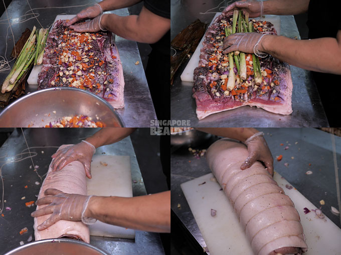 pork preparation