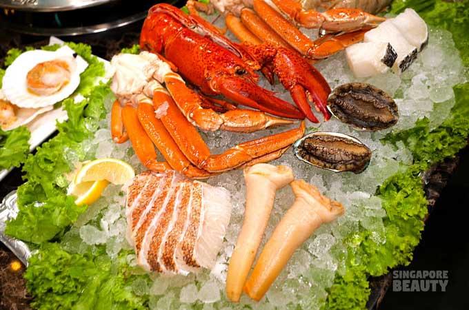 seafood platter cny