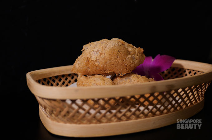 yam dumpling