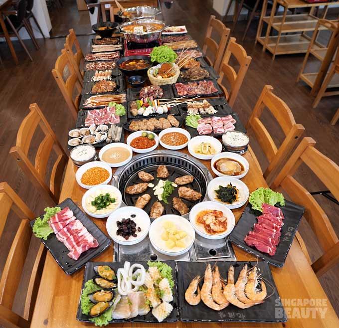 yiziwei buffet