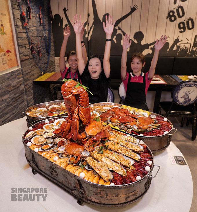 large-seafood platter-feast