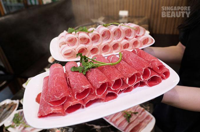 shabu shabu pork buffet