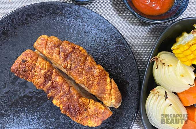 homemade-roast-pork siu yuk