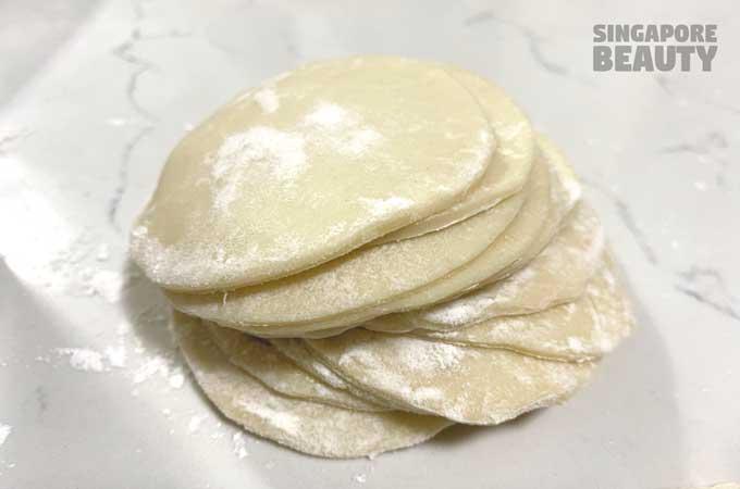 xiao-long-bao-wrappers