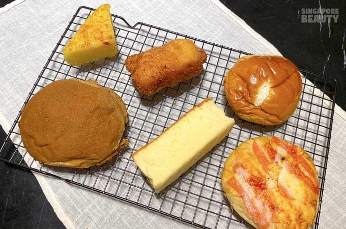 Bread Time sengkang Square Kopitiam